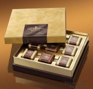 Подарок из конфет и шоколада